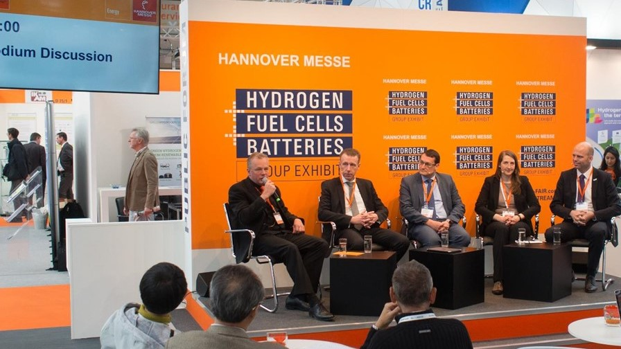 FCH JU highlights from Hannover Messe 2017 | www fch europa eu